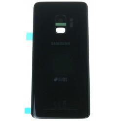 Samsung Galaxy S9 G960F DS Kryt zadní černá - originál