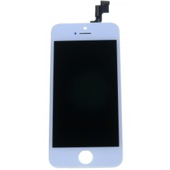 Apple iPhone 5S, SE LCD + touch screen white - refurbished