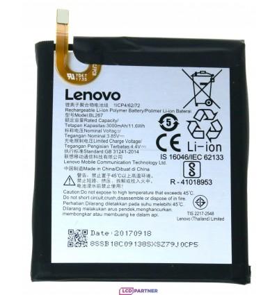 Lenovo K6 Battery BL267 - original