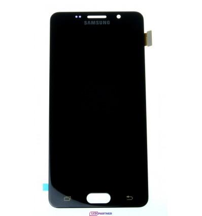 Samsung Galaxy A5 A510F (2016) LCD displej + dotyková plocha čierna