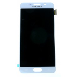 Samsung Galaxy A5 A510F (2016) LCD displej + dotyková plocha bílá