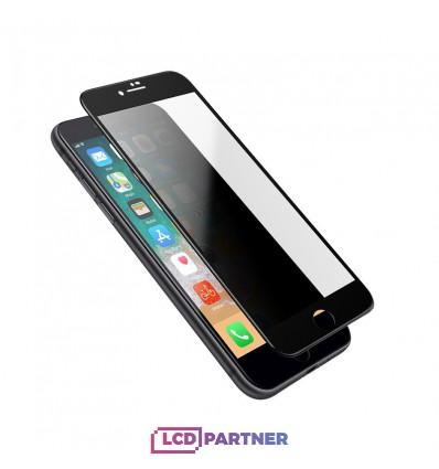 hoco. Apple iPhone 7 Plus, 8 Plus Anti-spy tempered glass black