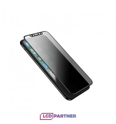 hoco. Apple iPhone X, Xs, 11 Pro Anti-spy tempered glass black