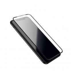 hoco. Apple iPhone X shatter-proof temperované sklo černá