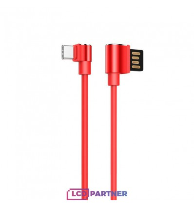 hoco. U37 charging cable type-c red