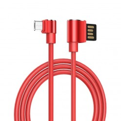 hoco. U37 charging cable microUSB red