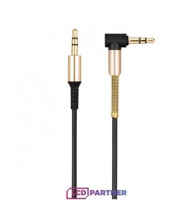 hoco. UPA02 stereo aux kábel čierna