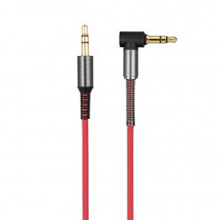 hoco. UPA02 stereo aux cable red