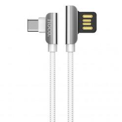 hoco. U42 charging cable type-c 1,2m white