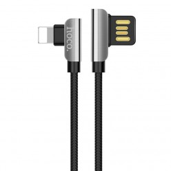 hoco. U42 charging cable lightning 1,2m black