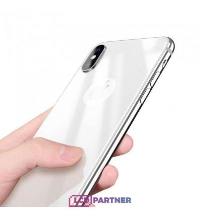 hoco. Apple iPhone X, Xs, 11 Pro Temperované sklo na zadný kryt biela