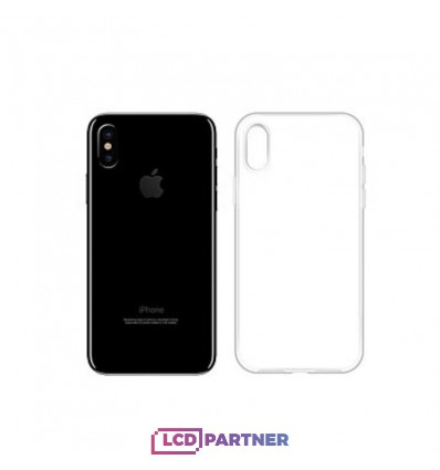 hoco. Apple iPhone Xr Transparent cover gray