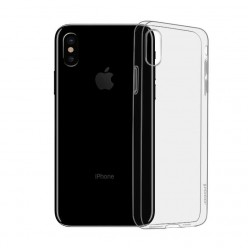 hoco. Apple iPhone X, Xs Transparent cover gray