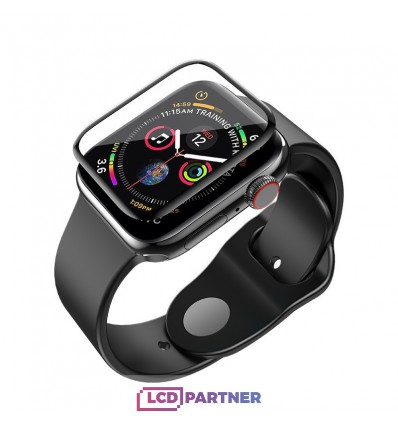 hoco. Apple Watch 44mm Tempered glass black
