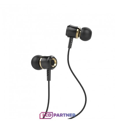 hoco. M46 earphone black