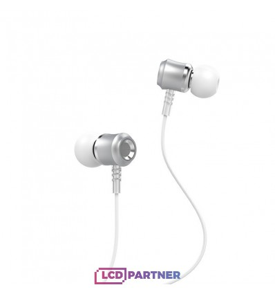 hoco. M46 earphone white