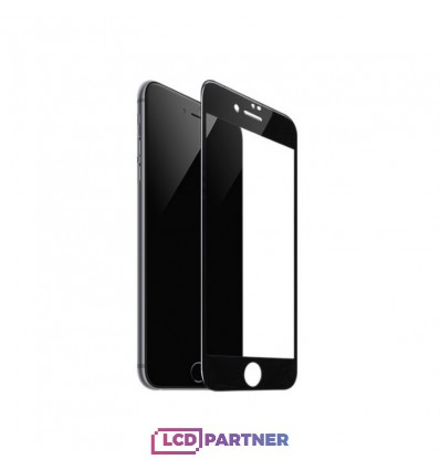 hoco. Apple iPhone 7 Plus, 8 Plus Shatter-proof temperované sklo čierna
