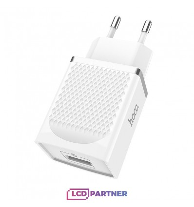 hoco. C42A USB rapid charger quick charge 3.0 18W white