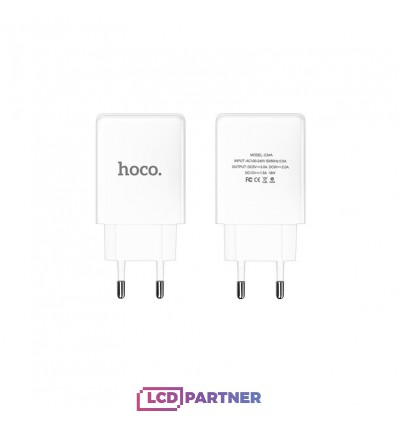 hoco. C34A USB rapid charger quick charge 3.0 18W white