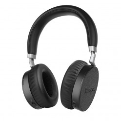 hoco. S3 bezdrátové sluchátka černá