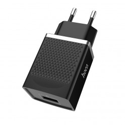 hoco. C42A USB rapid charger quick charge 3.0 18W black
