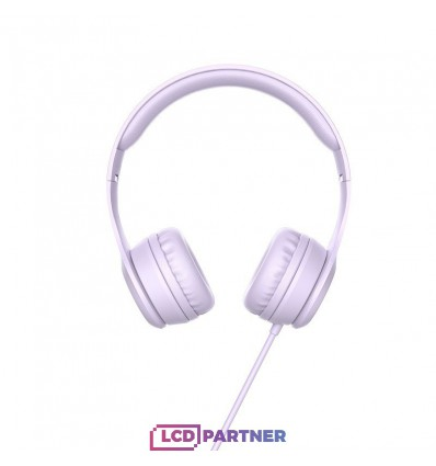 hoco. W21 earphone violet