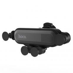 hoco. CA51 držiak mobilných zariadení do ventilace auta čierna