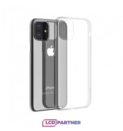 hoco. Apple iPhone 11 Puzdro light series priesvitná