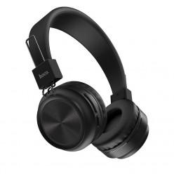 hoco. W25 wireless headphone black