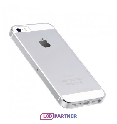 hoco. Apple iPhone 5, 5S, SE Cover crystal clear series clear