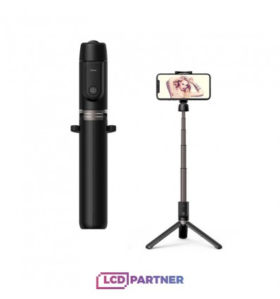 hoco. K11 tripod selfie wireless black