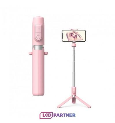 hoco. K11 tripod selfie wireless pink