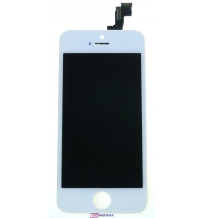 Apple iPhone 5S, SE LCD + touch screen white - TianMa+