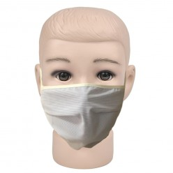 Textile protective mask for kids