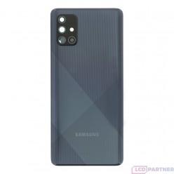 Samsung Galaxy A71 SM-A715F Battery cover black - original