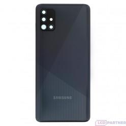 Samsung Galaxy A51 SM-A515F Kryt zadný čierna - originál