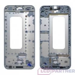 Samsung Galaxy J3 J330 (2017) Middle frame silver - original