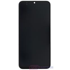 Samsung Galaxy M30s SM-M307F LCD displej + dotyková plocha + rám čierna - originál