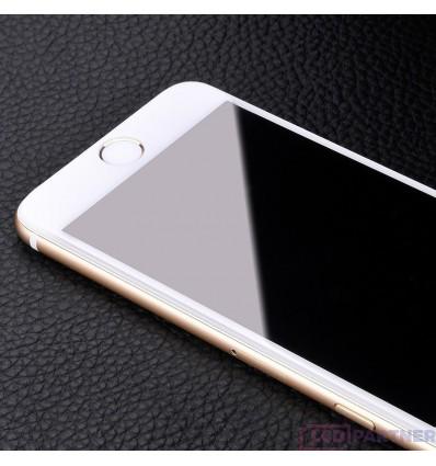 hoco. Apple iPhone 7 Plus, 8 Plus Fullscreen HD ochranné sklo biela