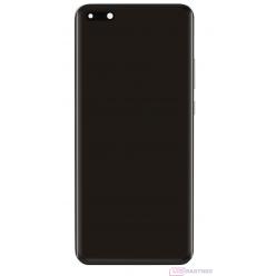 Huawei P40 Pro (ELS-N04, ELS-NX9) LCD displej + dotyková plocha + rám + malé diely biela - originál