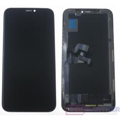 Apple iPhone X LCD displej + dotyková plocha čierna - NCC