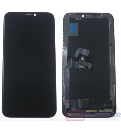 Apple iPhone X LCD + touch screen black - NCC
