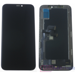 Apple iPhone Xs LCD displej + dotyková plocha čierna - NCC