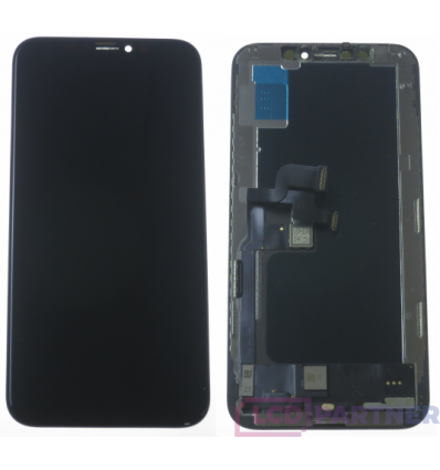 Apple iPhone Xs LCD + touch screen black - NCC
