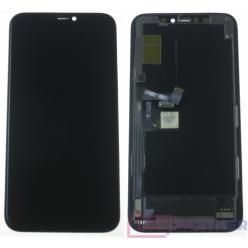 Apple iPhone 11 Pro LCD displej + dotyková plocha čierna - NCC