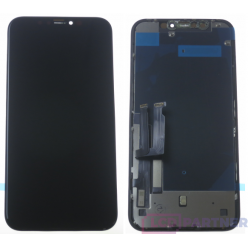 Apple iPhone Xr LCD + touch screen black - NCC