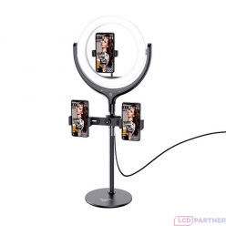 hoco. LV01 Desktop broadcast stand with fill light