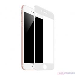 hoco. Apple iPhone 7, 8, SE 2020 Fullscreen HD tempered glass white