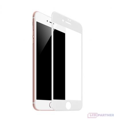 hoco. Apple iPhone 7, 8 Fullscreen HD ochranné sklo biela