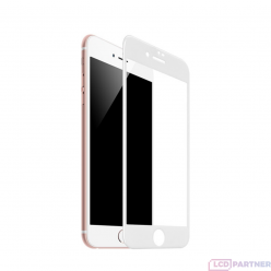 hoco. Apple iPhone 7, 8, SE 2020 Flash attach HD ochranné sklo biela